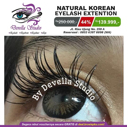 Devella Studio Korean Eyelash Deal