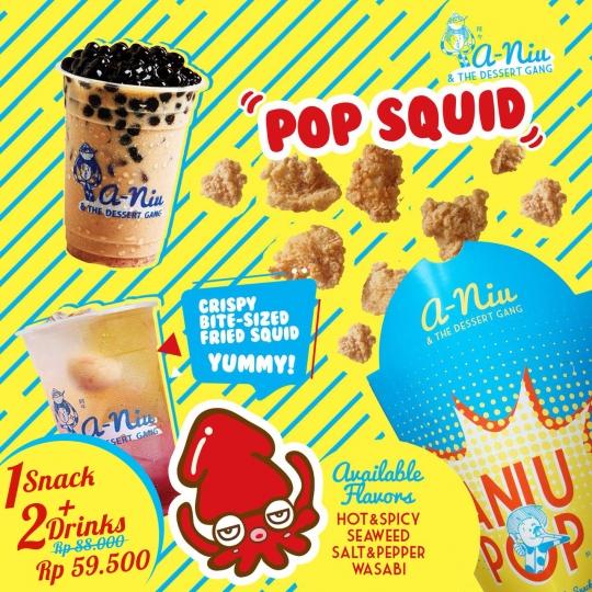 Aniu Dessert Pop Squid Deal