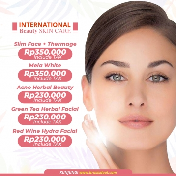 International Beauty Skin Care Deal