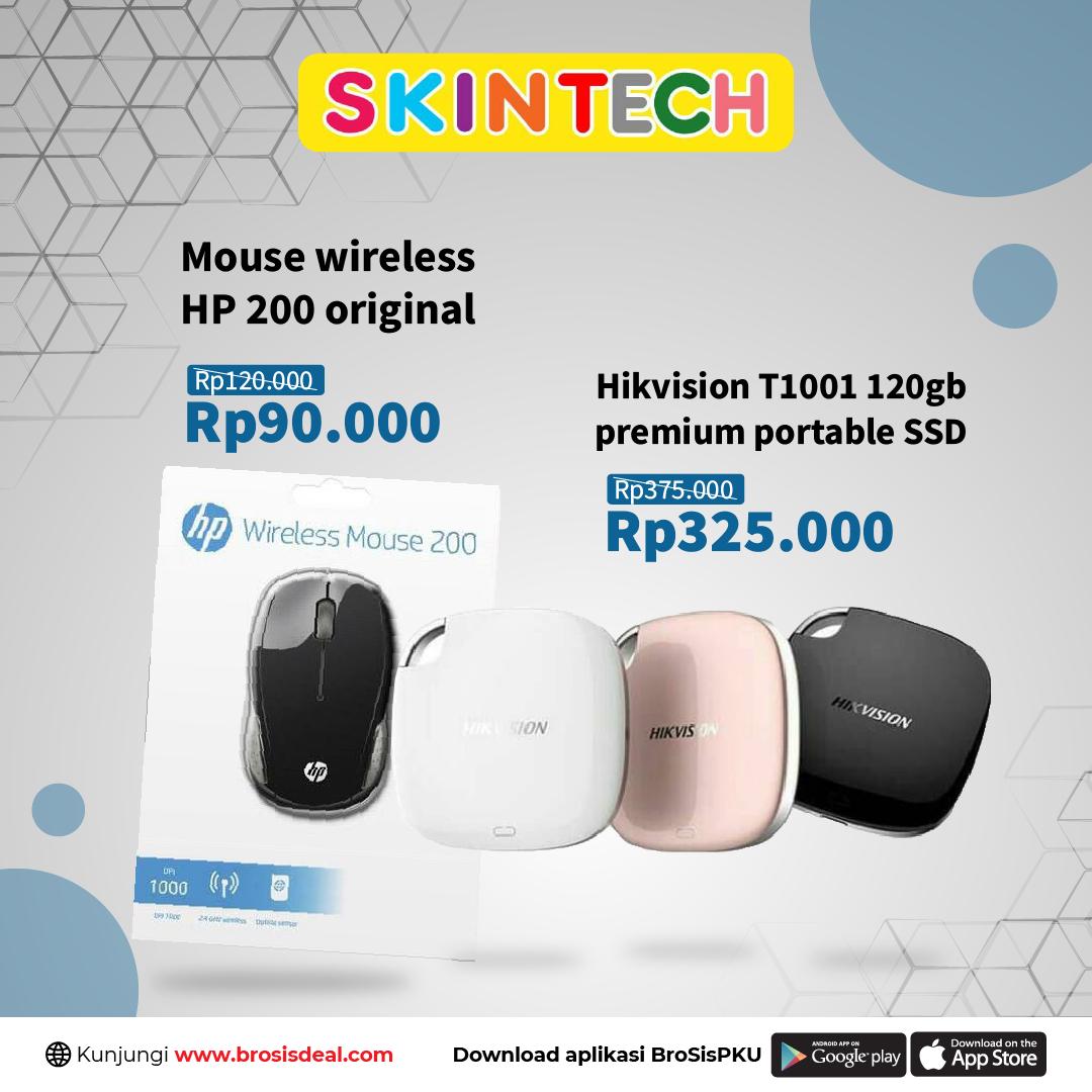 Skintech Deal
