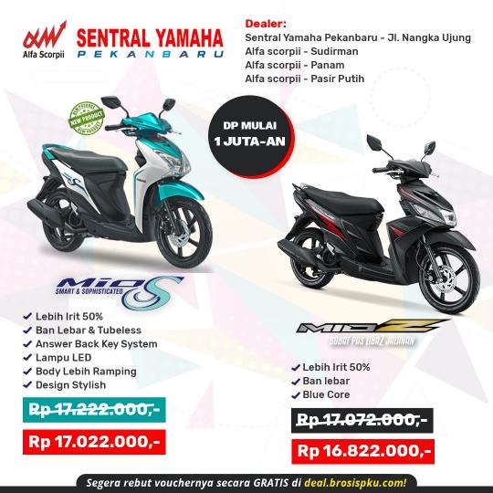 Yamaha New Mio Deal