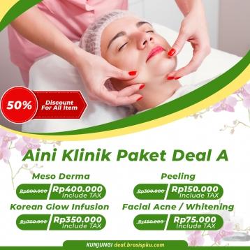 Aini Beauty Clinic Deal