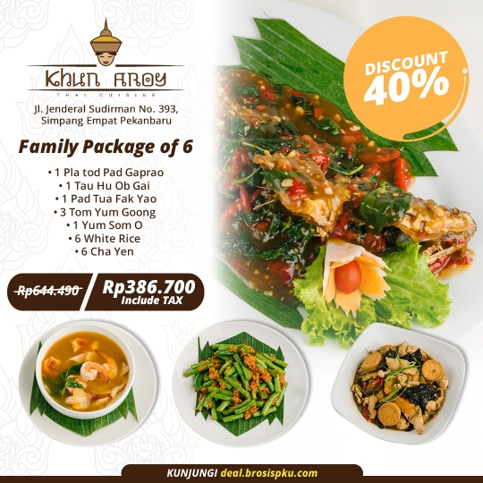 Khun Aroy Family Deal