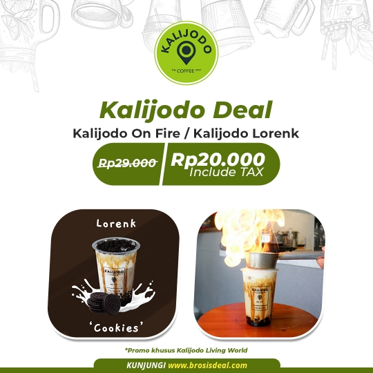 Kalijodo Living World Deal
