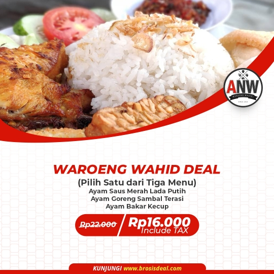 Waroeng Wahid Deal