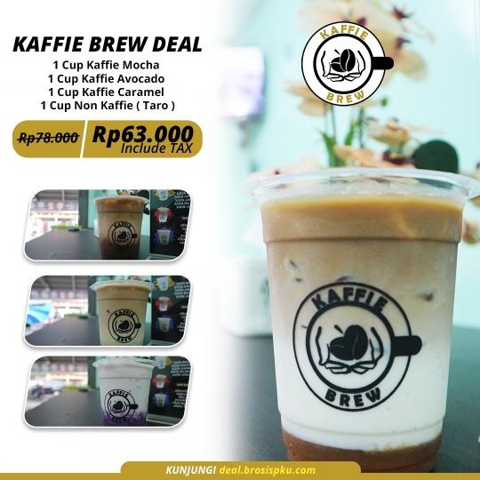 Kaffie Brew Deal
