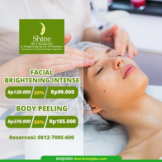 Shine Clinic Deal