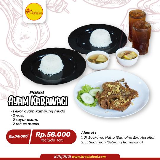 Ayam Goreng Karawaci Deal