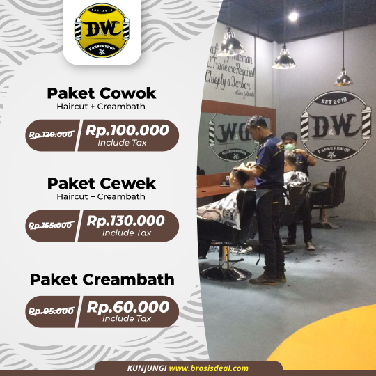 D&w Barbershop Deal
